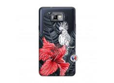 Coque Samsung Galaxy S2 Papagal
