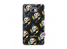 Coque Samsung Galaxy S2 Pandi Panda