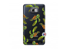 Coque Samsung Galaxy S2 Tortue Géniale
