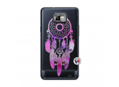 Coque Samsung Galaxy S2 Purple Dreamcatcher