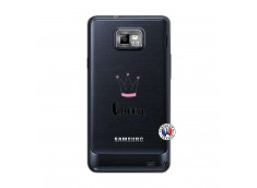 Coque Samsung Galaxy S2 Queen