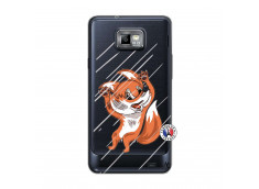 Coque Samsung Galaxy S2 Fox Impact