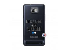 Coque Samsung Galaxy S2 Rien A Foot Allez Auxerre