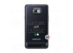 Coque Samsung Galaxy S2 Rien A Foot Allez L Algerie