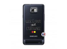 Coque Samsung Galaxy S2 Rien A Foot Allez L'Espagne