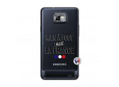 Coque Samsung Galaxy S2 Rien A Foot Allez La France