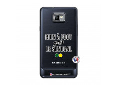 Coque Samsung Galaxy S2 Rien A Foot Allez Le Senegal
