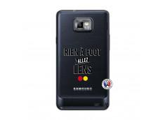 Coque Samsung Galaxy S2 Rien A Foot Allez Lens