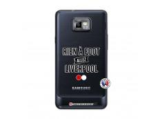 Coque Samsung Galaxy S2 Rien A Foot Allez Liverpool