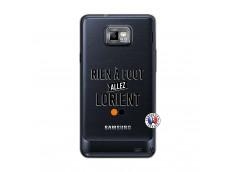 Coque Samsung Galaxy S2 Rien A Foot Allez Lorient