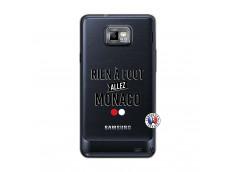 Coque Samsung Galaxy S2 Rien A Foot Allez Monaco