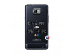 Coque Samsung Galaxy S2 Rien A Foot Allez Montpellier