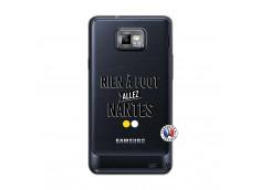 Coque Samsung Galaxy S2 Rien A Foot Allez Nantes
