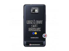 Coque Samsung Galaxy S2 Rien A Foot Allez Sochaux