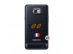 Coque Samsung Galaxy S2 100% Rugbyman