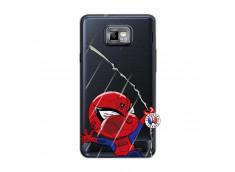 Coque Samsung Galaxy S2 Spider Impact