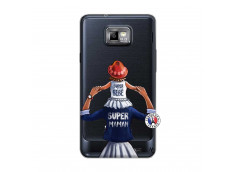 Coque Samsung Galaxy S2 Super Maman Et Super Bébé