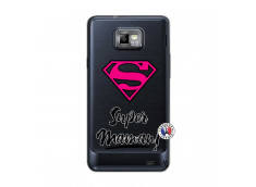Coque Samsung Galaxy S2 Super Maman