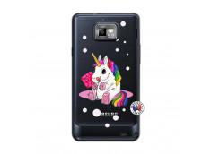 Coque Samsung Galaxy S2 Sweet Baby Licorne