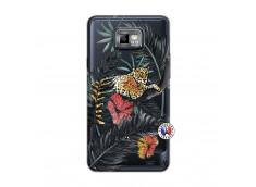 Coque Samsung Galaxy S2 Leopard Tree