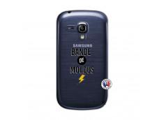 Coque Samsung Galaxy S3 Mini Bandes De Moldus