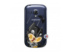 Coque Samsung Galaxy S3 Mini Bat Impact