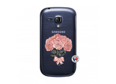 Coque Samsung Galaxy S3 Mini Bouquet de Roses