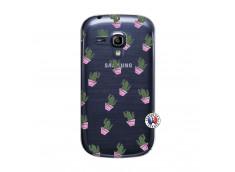 Coque Samsung Galaxy S3 Mini Cactus Pattern