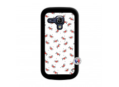 Coque Samsung Galaxy S3 Mini Cartoon Heart Noir