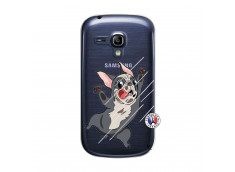 Coque Samsung Galaxy S3 Mini Dog Impact