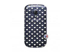 Coque Samsung Galaxy S3 Mini Little Hearts