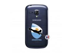 Coque Samsung Galaxy S3 Mini Coupe du Monde Rugby-Argentine