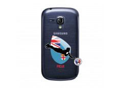 Coque Samsung Galaxy S3 Mini Coupe du Monde Rugby Fidji