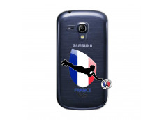 Coque Samsung Galaxy S3 Mini Coupe du Monde de Rugby-France