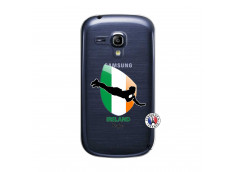 Coque Samsung Galaxy S3 Mini Coupe du Monde Rugby-Ireland