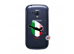 Coque Samsung Galaxy S3 Mini Coupe du Monde Rugby-Italy