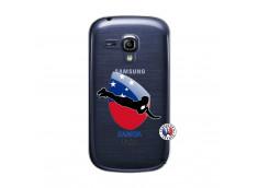 Coque Samsung Galaxy S3 Mini Coupe du Monde Rugby-Samoa