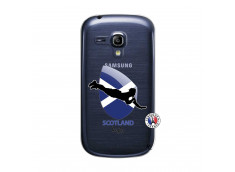 Coque Samsung Galaxy S3 Mini Coupe du Monde Rugby-Scotland
