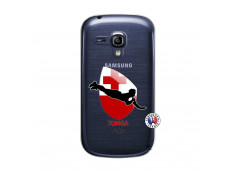 Coque Samsung Galaxy S3 Mini Coupe du Monde Rugby-Tonga