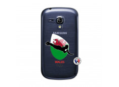 Coque Samsung Galaxy S3 Mini Coupe du Monde Rugby-Walles