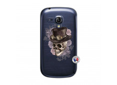 Coque Samsung Galaxy S3 Mini Dandy Skull