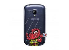 Coque Samsung Galaxy S3 Mini Dead Gilet Jaune Impact