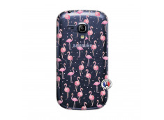 Coque Samsung Galaxy S3 Mini Flamingo