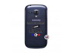 Coque Samsung Galaxy S3 Mini Frappe De Batard Comme Benjamin