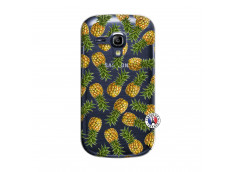 Coque Samsung Galaxy S3 Mini Ananas Tasia
