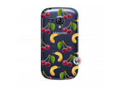 Coque Samsung Galaxy S3 Mini Hey Cherry, j'ai la Banane