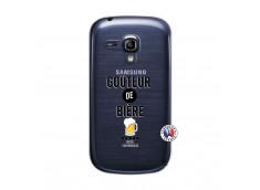 Coque Samsung Galaxy S3 Mini Gouteur De Biere