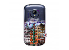 Coque Samsung Galaxy S3 Mini I Love Amsterdam