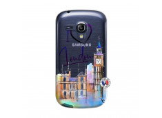Coque Samsung Galaxy S3 Mini I Love London