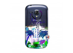 Coque Samsung Galaxy S3 Mini I Love Miami
